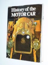 History of the Motor Car (Various Authors 1970)